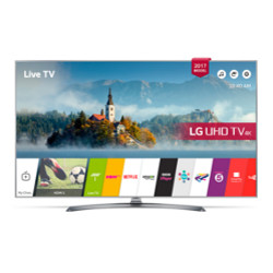 TV LED LG - Smart 60UJ750V Ultra HD 4K HDR