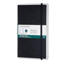 Moleskine - PAPER TABLET P  BLACK HARD 01