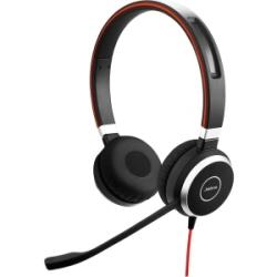 Cuffie con microfono JABRA - EVOLVE 40 MS Duo USB
