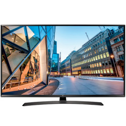 TV LED LG - Smart 65UJ634V Ultra HD 4K