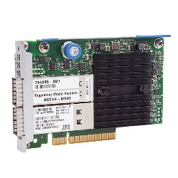 Adattatore di rete Hewlett Packard Enterprise - Hpe 544+flr-qsfp - adattatore di rete 764285-b21
