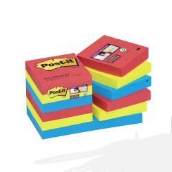Post it Post-it - Super sticky bora bora - blocchi (12 x 90) 76594