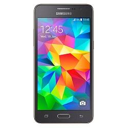 "Smartphone Samsung Galaxy Grand Prime - SM-G531F - smartphone - 4G LTE - 8 Go - microSDXC slot - GSM - 5"" - 960 x 540 pixels - TFT - 8 MP (caméra avant de 5 mégapixels) - Android - gris"