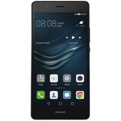 """Smartphone Huawei P9 lite - Smartphone - 4G LTE - 16 Go - microSDXC slot - GSM - 5.2"""" - 1 920 x 1 080 pixels - IPS - 13 MP (caméra avant de 8 mégapixels) - Android - TIM - noir"""