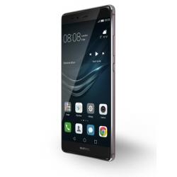 """Smartphone Huawei P9 - Smartphone - 4G LTE - 32 Go - GSM - 5.2"""" - 1 920 x 1 080 pixels - 12 MP (caméra avant de 8 mégapixels) - Android - gris titane"""