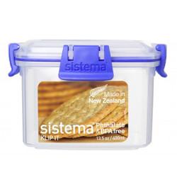 Contenitore Contenitore ermetico quadrato 0,4 litri