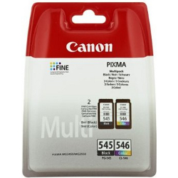 Cartuccia Canon - Pg-545 xl/cl-546xl photo value pack 8286b007