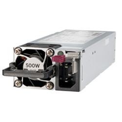 Alimentatore PC Hpe - alimentatore - hot-plug / ridondante - 500 watt - 563 va 865408-b21