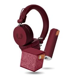 Cuffie + Speaker + Powerbank Fresh 'n Rebel - Colour Packs Ruby