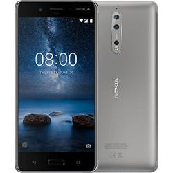 Smartphone Nokia - 8 Gray