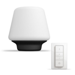 Lampada da tavolo LED Philips - Hue Wellness con Dimmer Switch