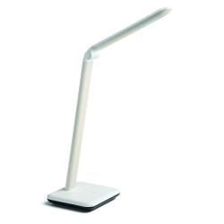 Lampada da tavolo LED Philips - Jabiru Lampada da tavolo Bianco in sintetico