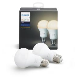 Lampadine Smart LED Philips - Hue White E27 2 pezzi