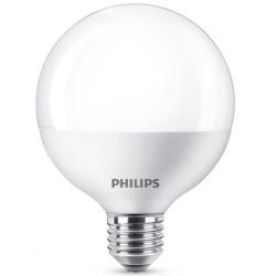Lampadina LED Philips - Globo E27, 100W, 1 pezzo