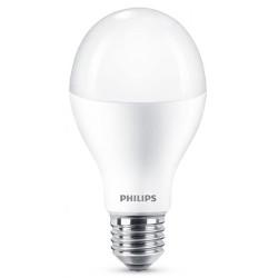 Lampadina LED Philips - Sfera E27, 150W bianco caldo