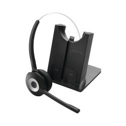 Jabra PRO 935 Dual Connectivity for Microsoft Lync - Casque - sur-oreille - convertible - sans fil - Bluetooth - NFC*