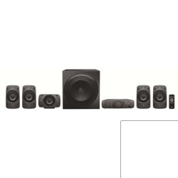 Casse acustiche Logitech - Speaker System Z906