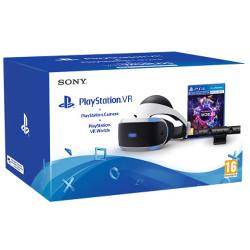 Visore Sony - Playstation VR + Playstation Camera V2 + VR Worlds