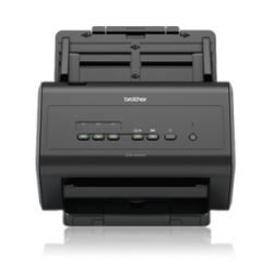 Scanner Brother - Scanner documenti - desktop - usb 2.0, gigabit lan, usb 2.0 (host) ads-2400n