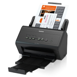 Scanner Brother - Scanner documenti - desktop - usb 3.0, gigabit lan, usb 2.0 (host) ads-3000n