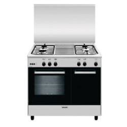 Cucina a gas AR964VI Forno a gas Piano cottura a gas 90 cm