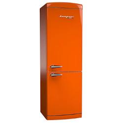 Frigorifero Bompani - BOCB660/A Combinato Classe A+ 60 cm Total No Frost Arancione