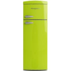 Frigorifero Bompani - BODP269/V Doppia porta Classe A+ 60 cm Verde lime