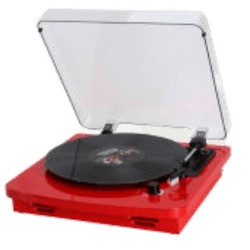 Giradischi ITWAY - Besound vinylretro