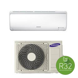 Samsung Dualsplit WindFree 9000 + 9000 btu R32
