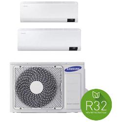Samsung DualSplit Luzon 12000 + 9000 btu R32