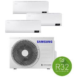 Samsung MultiSplit Luzon 9000 + 9000 + 9000 btu R32