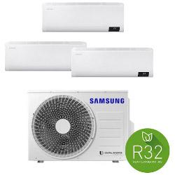 Samsung MultiSplit Luzon 12000 + 9000 + 9000 btu R32