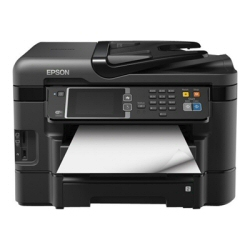 Multifunzione inkjet Epson - Workforce wf-3640dtwf - stampante multifunzione (colore) c11cd16302