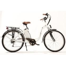 """Bicicletta Smartway - Smartway C1 in Acciaio ruote 26"""" 25 km/h"""