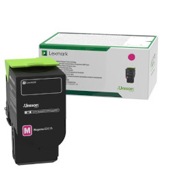 Image of Toner Extra high yield - magenta - originale - cartuccia toner c242xm0
