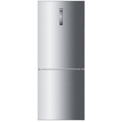 Frigorifero Haier - C3FE744CMJ Combinato Classe A++ 70 cm No Frost Acciaio inox/alluminio