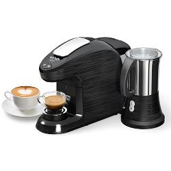 Macchina da caffè Hotpoint - CMHMQBB0 UNO CAPSULE SYSTEM MILK