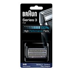 Rasoio elettrico 5000/6000f shaving foil & cutterblock ricambio lamina e coltello combi31s