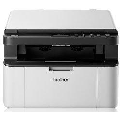 Imprimante laser multifonction Brother DCP-1510 - Imprimante multifonctions - Noir et blanc - laser - A4/Legal (support) - jusqu'à 20 ppm (impression) - 150 feuilles - USB 2.0