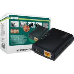 Print server Digitus multifunction network server dispositivo server dn 13020