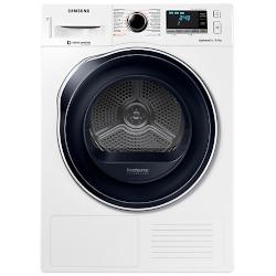 Asciugatrice Samsung - DV80M6210CW Serie 6000M Classe A+++ 8 Kg Pr 60 cm Pompa di calore