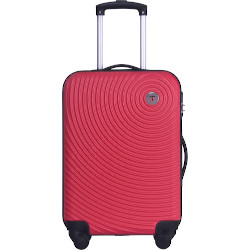 Trolley Smartway - Cabina Rosso 40 x 20 x 55 cm