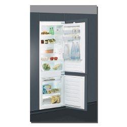 Réfrigérateur encastrable Réfrigérateur/congélateur - intégrable - congélateur bas