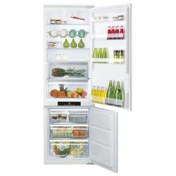 Réfrigérateur encastrable Hotpoint Ariston BCB 7030 AA F C O3 - Réfrigérateur/congélateur - intégrable - niche - largeur : 56 cm - profondeur : 55.5 cm - hauteur : 177.6 cm - 258 litres - congélateur bas - classe A+ - blanc