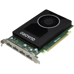 Scheda video Fujitsu - Nvidia quadro m2000 4096 mb