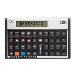 Calcolatrice HP - 12c platinum