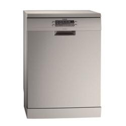 Lave-vaisselle AEG Favorit F67632M0P - Lave-vaisselle - pose libre - largeur : 59.6 cm - profondeur : 61 cm - hauteur : 85 cm - inox