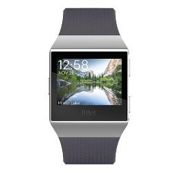 Smartwatch Fitbit - Ionic Grigio Argento-Blu