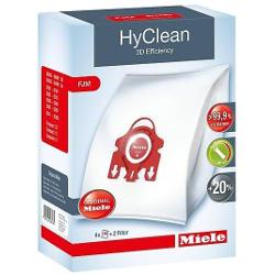 Sacchetti polvere Miele - FJM HyClean 3D
