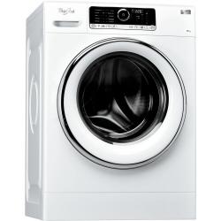 Lave-linge Whirlpool FSCR80421 - Machine à laver - pose libre - largeur : 59.5 cm - profondeur : 61 cm - hauteur : 85 cm - chargement frontal - 55 litres - 8 kg - 1400 tours/min